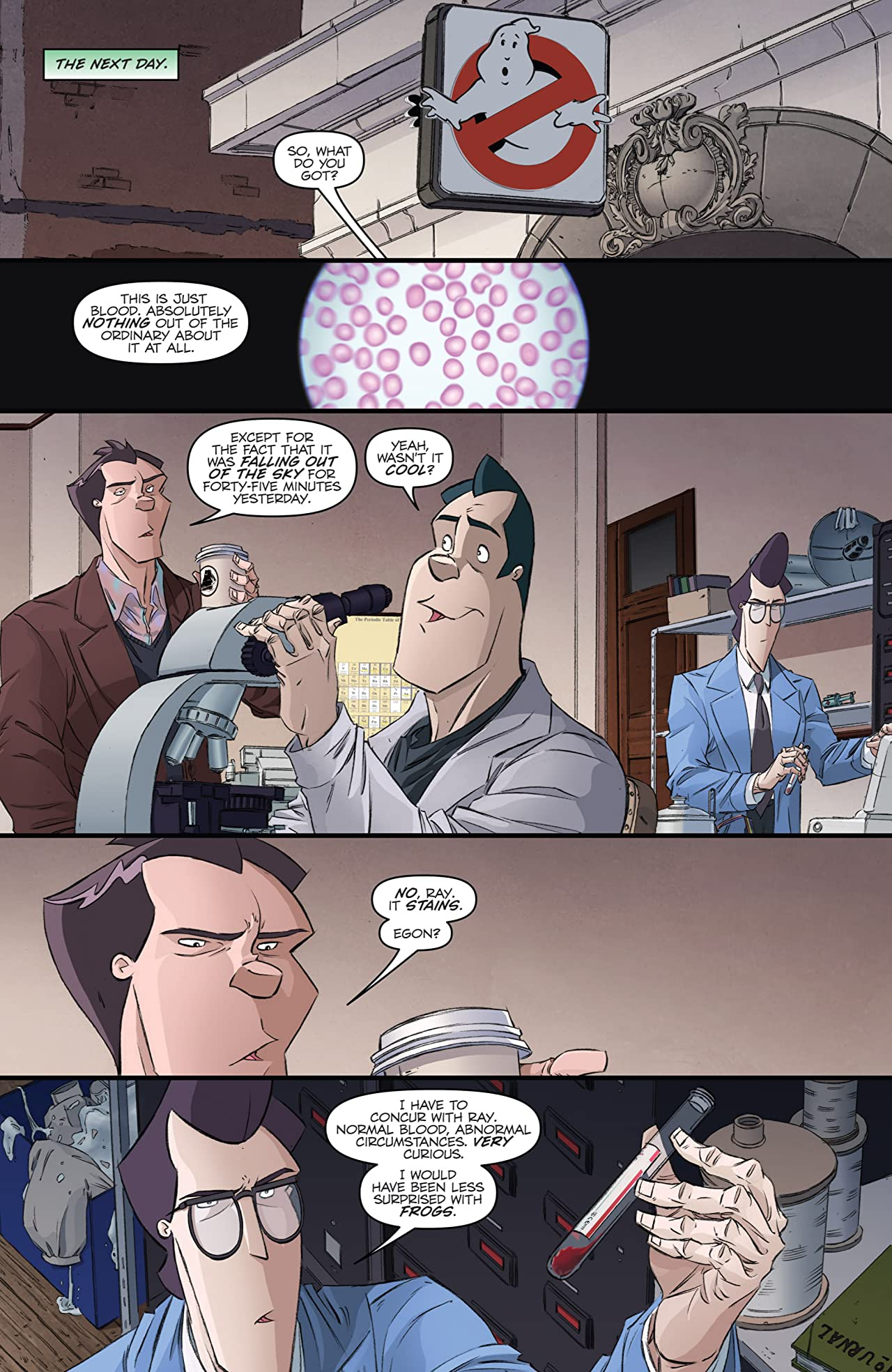 Ghostbusters (2013-2014) #14