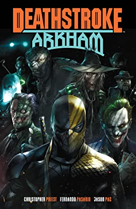 Deathstroke: Arkham