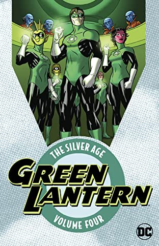 Green Lantern: The Silver Age  Tome 4