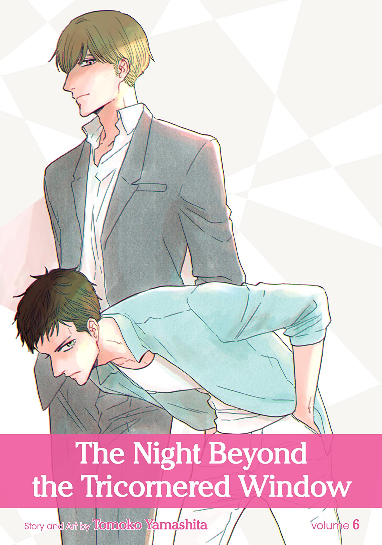 The Night Beyond the Tricornered Window Vol. 6