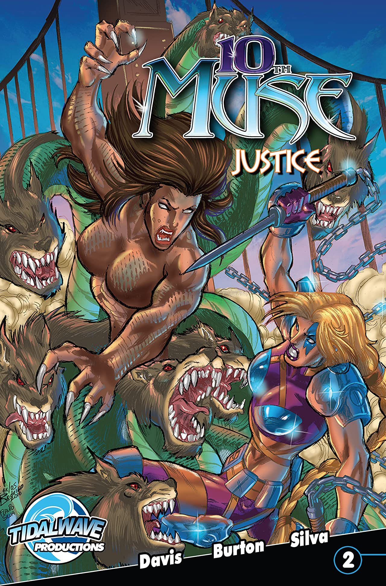 10th Muse: Justice No.2
