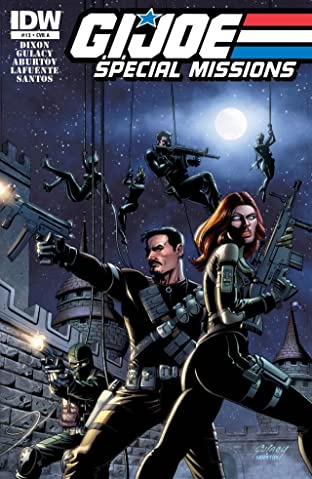G.I. Joe: Special Missions #13