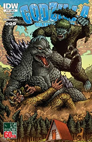Godzilla: Rulers of Earth No.10