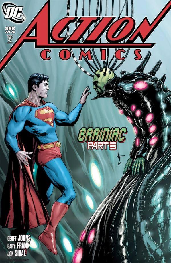 Action Comics (1938-2011) #868