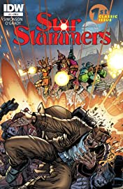 Star Slammers: Re-mastered! #1