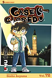 Case Closed Tome 72: IN THE CARDS