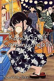 Komi Can't Communicate Tome 3