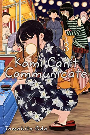 Komi Can't Communicate Tome 3