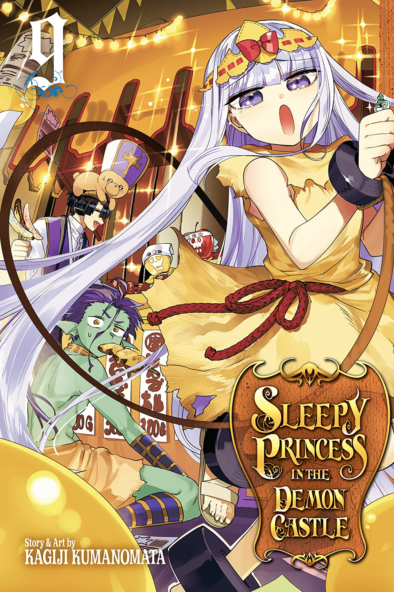 Sleepy Princess in the Demon Castle Vol. 9
