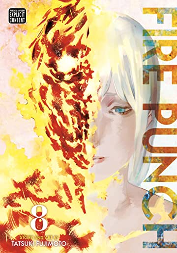 Fire Punch Vol. 8