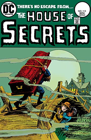 House of Secrets (1956-1978) #113