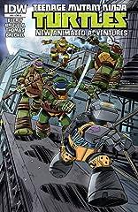 Teenage Mutant Ninja Turtles: New Animated Adventures #9