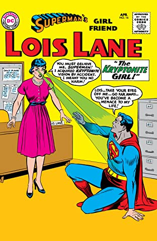 Superman's Girl Friend Lois Lane (1958-1974) No.16