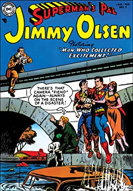 Superman's Pal, Jimmy Olsen (1954-1974) #3