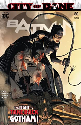 Batman (2016-) No.80