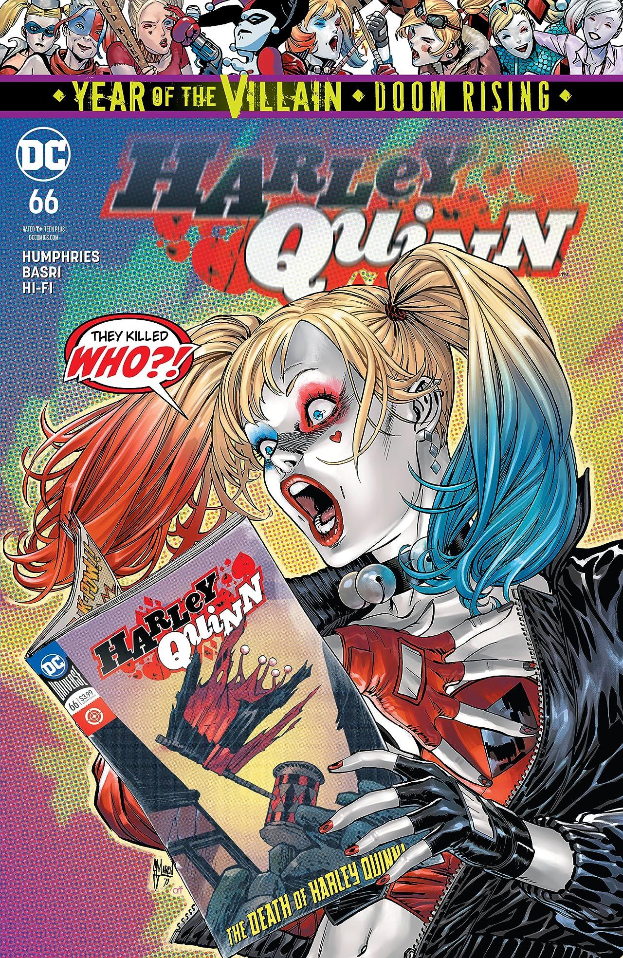 Harley Quinn (2016-) No.66