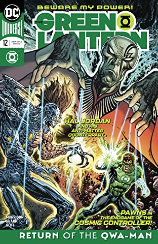 The Green Lantern (2018-) No.12