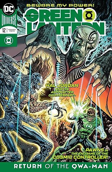 The Green Lantern (2018-) #12