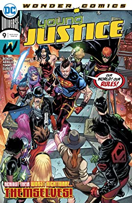 Young Justice (2019-) #9