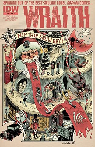 The Wraith: Welcome To Christmasland No.5 (sur 7)
