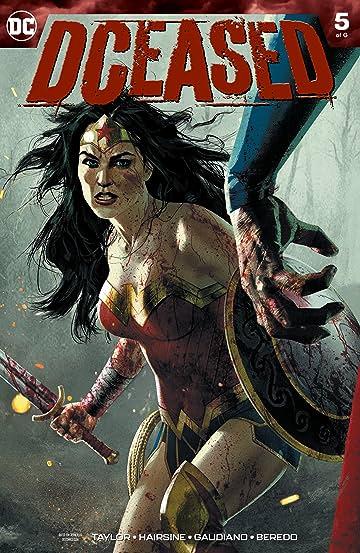 DCeased (2019-) #5