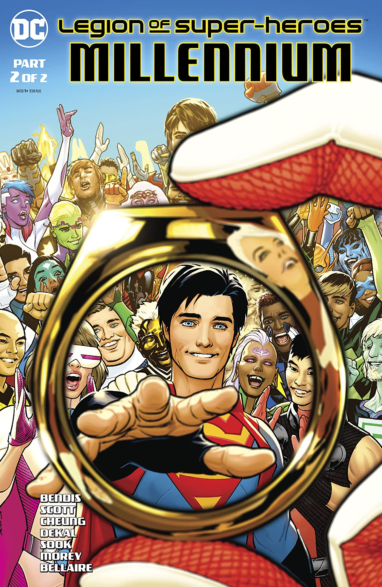 Legion of Super-Heroes: Millennium (2019-) No.2