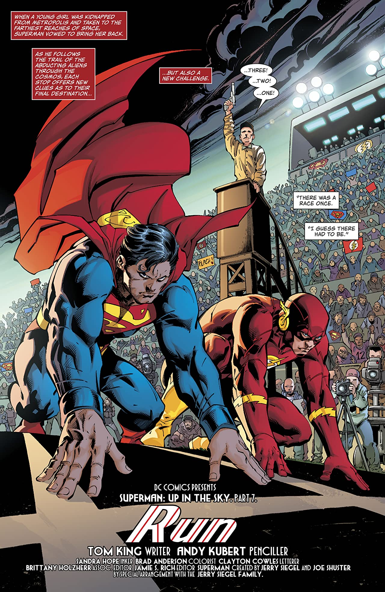 Superman: Up in the Sky (2019-) #4