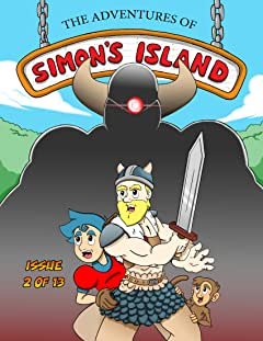 The Adventures of Simon's Island #2