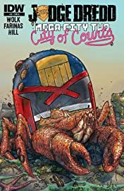 Judge Dredd: Mega-City Two #3 (of 5)