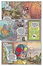 Judge Dredd: Mega-City Two #3 (of 5)