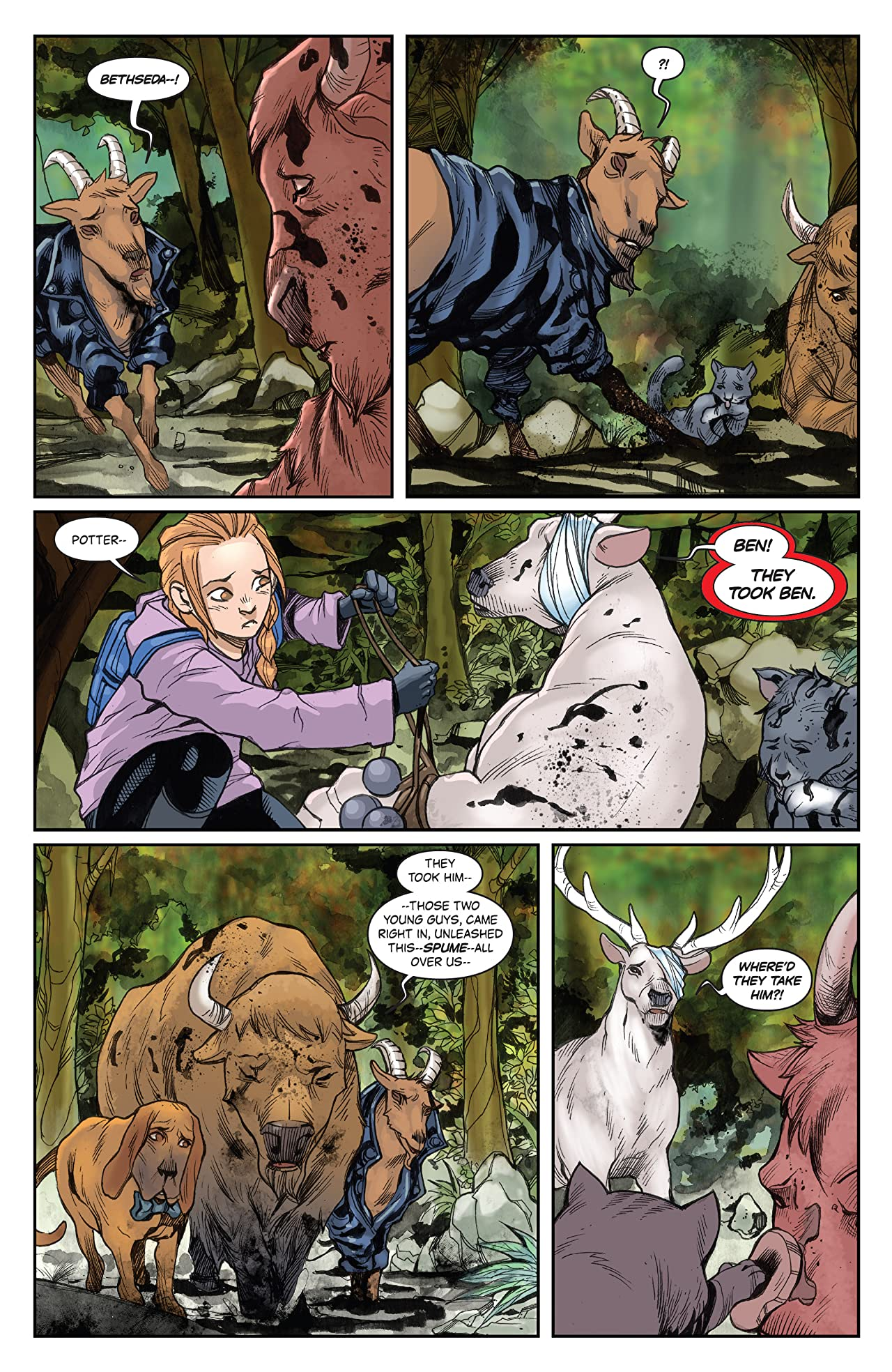 Animosity #24