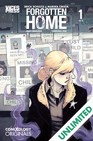 Forgotten Home (comiXology Originals) #1 (of 8)