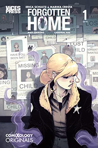 Forgotten Home Season One (comiXology Originals) #1 (of 8)