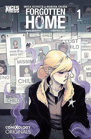 Forgotten Home Season One (comiXology Originals) No.1 (sur 8)