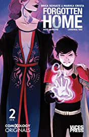 Forgotten Home (comiXology Originals) #2 (of 8)
