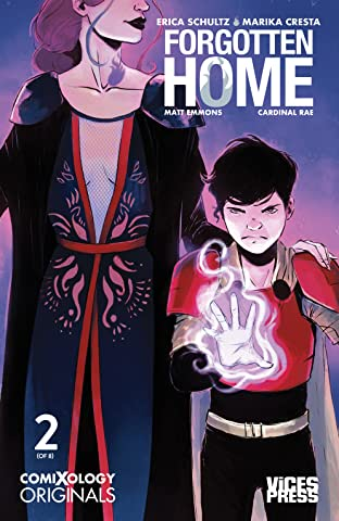 Forgotten Home Season One (comiXology Originals) #2 (of 8)
