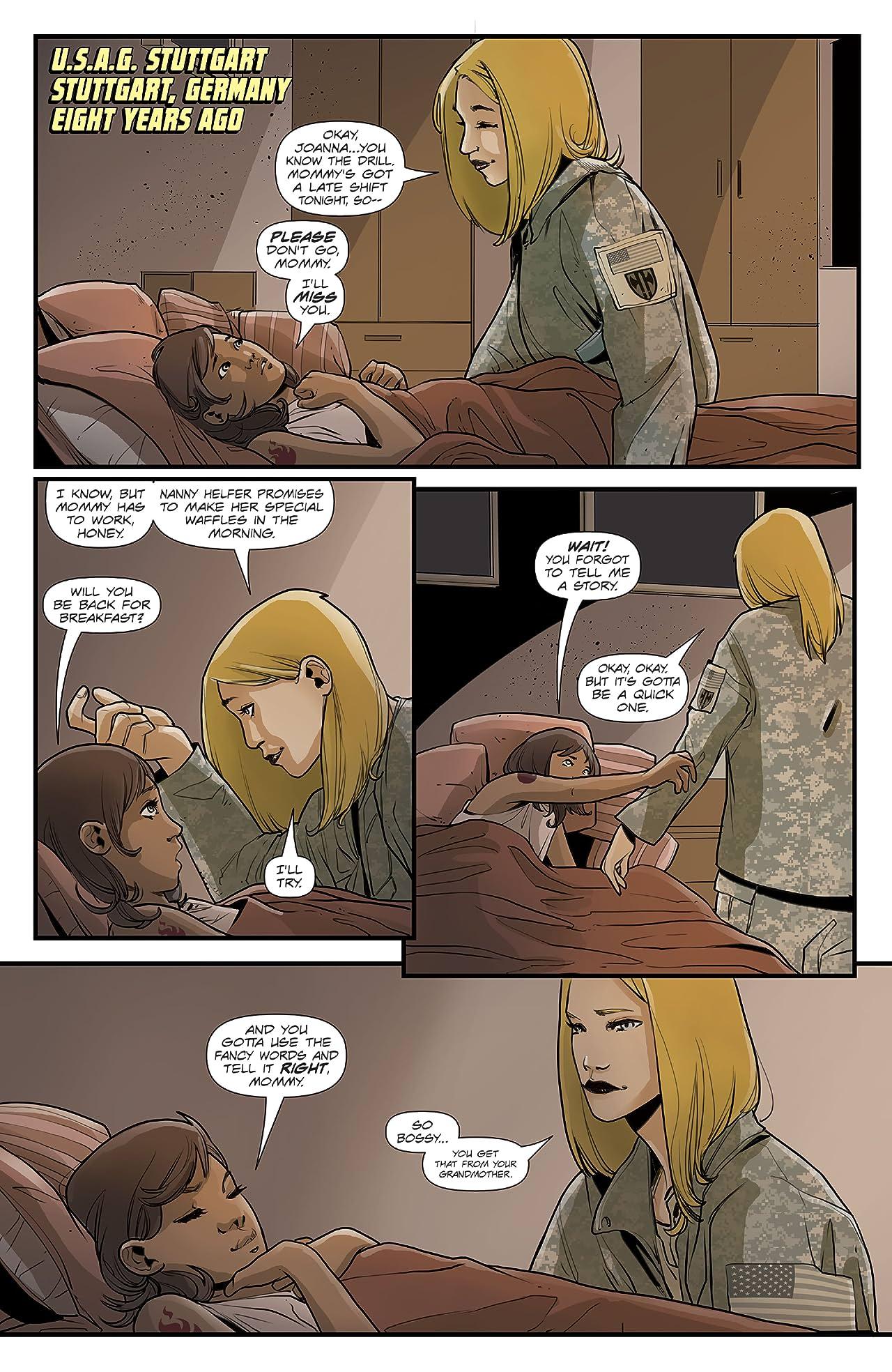 Forgotten Home Season One (comiXology Originals) #2 (of 8)