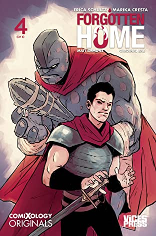 Forgotten Home Season One (comiXology Originals) #4 (of 8)