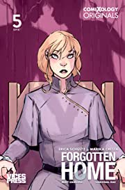 Forgotten Home (comiXology Originals) #5 (of 8)