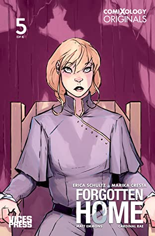 Forgotten Home (comiXology Originals) #5 (of 8)