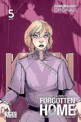 Forgotten Home (comiXology Originals) No.5 (sur 8)