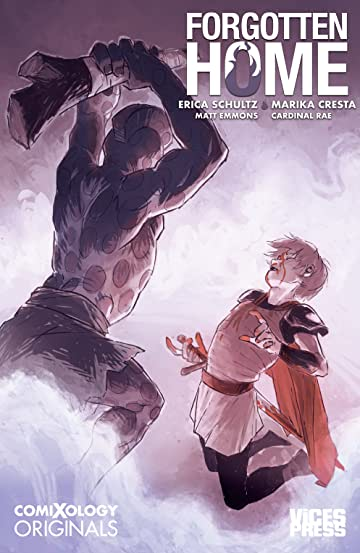 Forgotten Home (comiXology Originals) #6 (of 8)