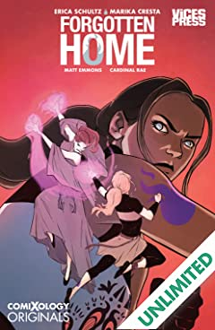 Forgotten Home (comiXology Originals) #7 (of 8)