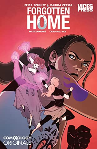 Forgotten Home (comiXology Originals) No.7 (sur 8)