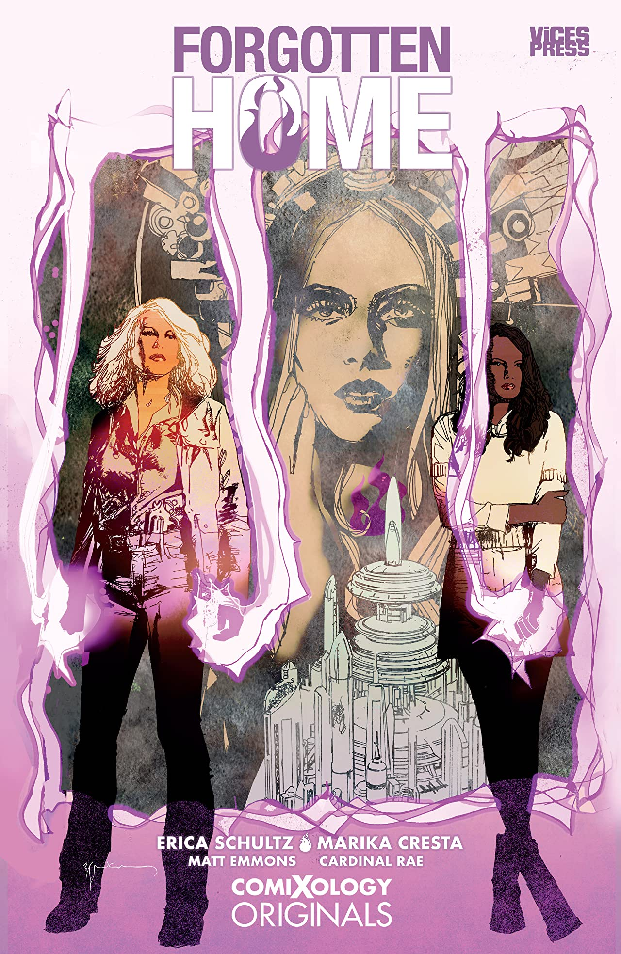 Forgotten Home Season One (comiXology Originals)