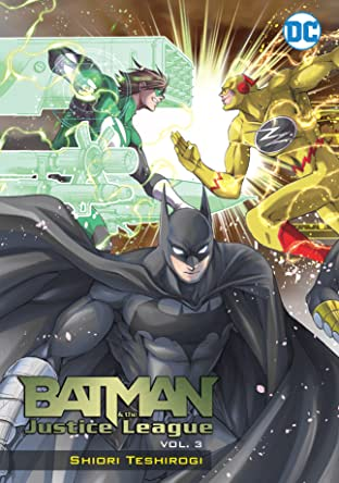 Batman and the Justice League Tome 3