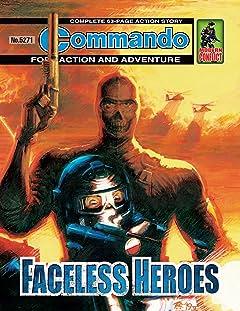 Commando #5271: Faceless Heroes