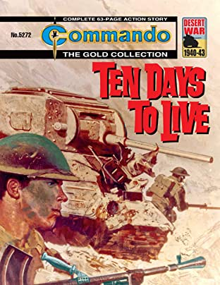 Commando #5272: Ten Days To Live