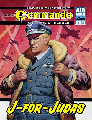 Commando #5273: J-For-Judas