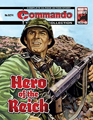 Commando #5274: Hero Of The Reich